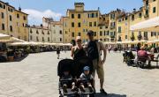 Hi Toscana is fantastic with kids